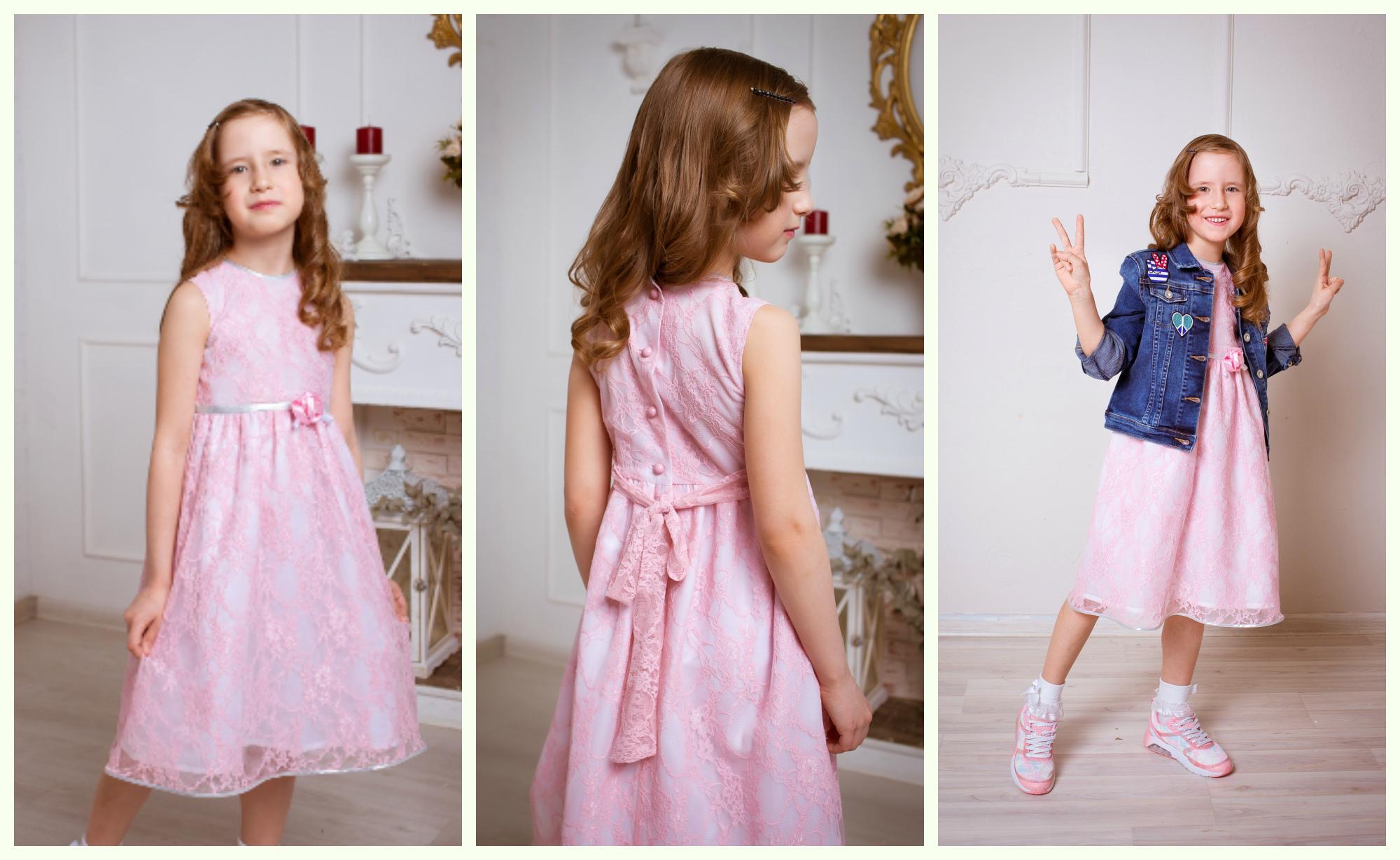 ac3090ec21b И платье не будет висеть в шкафу для одного – двух праздничных выходов. На  фото моя дочь Арина.